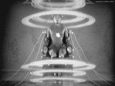 Cyberpunk Aesthetic — SP. Machine-man. Metropolis (1927)