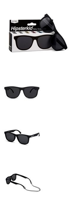 3c1332d1715d Sunglasses 176967  Fctry Hipsterkid Baby Opticals - Polarized Sunglasses W  Strap - Kids Girl Boy