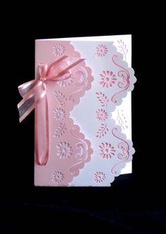 lacy edge card studio on Craftsuprint - Add To Basket!