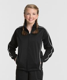 Charles River 8673 - Youth Rev Team Jacket    #charlesriverapparel #youth #teamjacket
