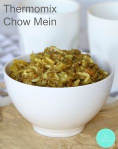 Thermomix Chow Mein