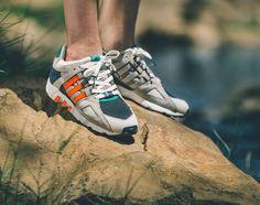 Highs and Lows x adidas Consortium EQT Guidance 93
