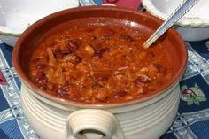 Pesto Pasta Bake, Microbiome Diet, Diet Recipes, Cooking Recipes, Hungarian Recipes, Hungarian Food, Food 52, One Pot Meals, Chana Masala