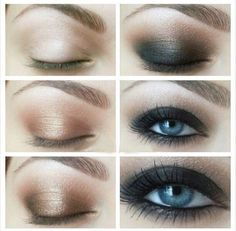 Makeup How-To: Bronze Smoky Eye - Fashion Style Mag