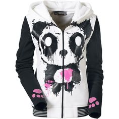 Mase Hood - Kapuzenjacke von Killer Panda
