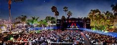 The Sound Of Summer: List of San Diego Concerts by the water
