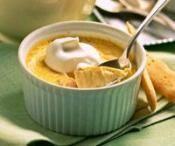 IRISH POTS DE CREME: Rich custard baked in individual dishes # ...