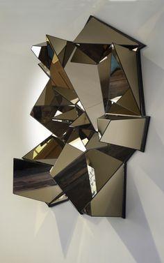 Mathias Kiss, 'Mercure mirror', 2014, Armel Soyer | Artsy