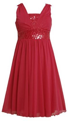 Bonnie Jean Girls 7-16 Fuchsia Sequin Trim Dress Bonnie Jean, http://www.amazon.com/dp/B00A2JT40Q/ref=cm_sw_r_pi_dp_bY3-qb1Z5WWQR