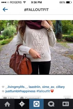 Love this fall outfit ❤️❤️