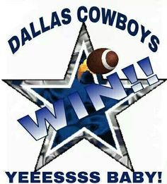How bout them Cowboys Cowboys Football Game, Dallas Cowboys Quotes, Cowboys Win, Dallas Cowboys Pictures, Dallas Cowboys Baby, Dallas Cowboys Football, Football Memes, Football Season, Baseball