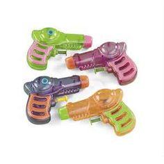 cute plastic water guns
