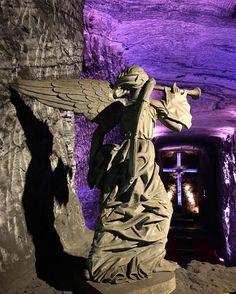Salt Cathedral! #colombia #bogota #cathedral #catedraldesal #travel #travelgram #photo #photography #photooftheday #whereplaces #travelismybusiness