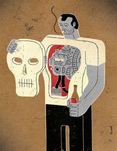5 Biggest Health Risks for Men - Alcoholism