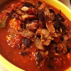 Ripped Recipes - Paleo Turkey Chili - Give this Paleo friendly turkey chili a try!
