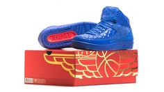 e22a093eeceb A First Look at the Italian-Made Just Don x Air Jordan 2 Retro  Even with  Jordan s brand-wide emphasis on improved materials this year