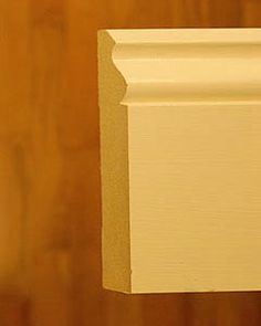 Cutting Coped Ends On Baseboard Or Other Wood Trim Basic Carpentry Tools, Trim Carpentry, Baseboard Trim, Baseboards, Woodworking Joints, Woodworking Techniques, Home Renovation, Home Remodeling, Cleaning Rusty Tools