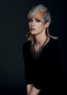 Itely Hairfashion Technical Team - Torino #itely #hairfashion #itelyhairfashion #haircuts #hairstyles #прически #стрижки #цветволос #окрашивание #укладки Make up: Raffaella Tabanell Photo: Mauro Mancioppi Products: Itely Hairfashion