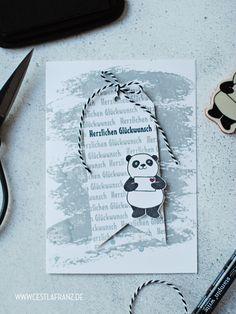 C'EST LA FRANZ | Stampin' Up! in Leipzig Party Pandas! - C'EST LA FRANZ | Stampin' Up! in Leipzig