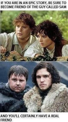 LOTR & Game of Thrones funny memes Humor Mexicano, Heros Film, Game Of Throne Lustig, Game Of Trone, Movies And Series, Got Memes, Nerd Memes, Game Of Thrones Funny, Epic Story