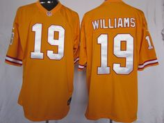 a4914de2f80 Nike Buccaneers  19 Mike Williams Orange Throwback Mens NFL Game Jersey And  Cowboys Sean Lee