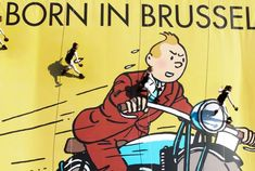 Published in more than 70 languages with sales exceeding 200 million copies worldwide, Tintin is the most popular European comics character. Meet him during the Brussels Comic Strip Festival or all year long!