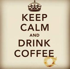 #coffee #keep calm