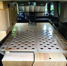 The Honda Element Micro Camper System. Double Bed shown with optional Front Seat Platforms. Custom Cushions now available as well. ••••• Install or remove the entire system in minutes. A home on the road when you want it. ••••• Four separate components available with Three add-ons avavaibe for the Bed/Bench. ••••• #fifthelementcamping #hondaeement #modular #microcamper #carcamping #longlivetheelement #BLUERIDGEVANLIFE