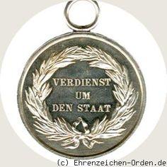 Prussia - UK. German States. General decorations 2.Klasse Donated: January 18, 1810 by King Friedrich Wilhelm III. Awarded: 1810-1918