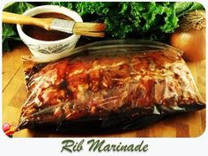 Local Style Rib Marinade for Pork Spareribs. Get more delicious local style recipes here.