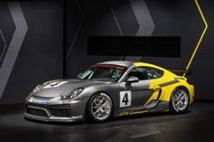 Cars - Porsche Cayman GT4 Clubsport : la piste est son jardin ! - http://lesvoitures.fr/porsche-cayman-gt4-clubsport/