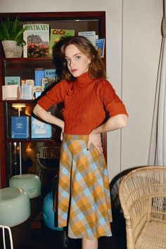 Fashion Photo, Love Fashion, Vintage Fashion, Womens Fashion, Ladylike Style, Parisian Style, White Shirt Outfits, Style Parisienne, Bleu Pastel