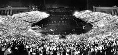 Starting 75 years before Lollapalooza took up residence in Grant Park, the Chicagoland Music Festival, held at Soldier Field, didn't start small and grow. It started big and became huge. About 150,000 -- with thousands more unable to get in the stadium -- watched the inaugural show Aug. 23, 1930. The festival's popularity continued through the '40s and '50s, with performers such as Bob Hope and Frankie Avalon wowing the crowd. By 1966, the festival had run its course, but the popularity of…