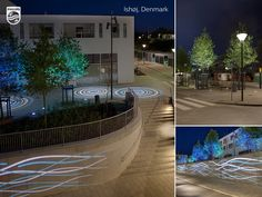 From secluded streets to industrial land, light is transforming city spaces as seen here in Ishoj, Norway. #CPL2015