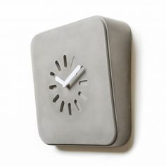 Our Life In Progress Clock designed by Bertrand Jayr for Lyon Béton is built to stand the test of time! This eye-catching concrete clock can be hung on the wall or simply sat on your mantle piece! Either way this concrete clock is a head turner. Concrete Furniture, Concrete Wall, Lyon, Loading Icon, Mantle Piece, Cool Clocks, Luminaire Design, Reinforced Concrete, Accessories Shop