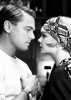 Леонардо ДиКаприо и  Кэри Маллиган _ Leonardo DiCaprio and Carey Mulligan __ Великий Гэтсби (2013) — The Great Gatsby.