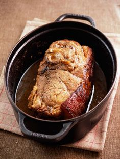 Best palette de porc de recipe on pinterest - Cuisiner palette demi sel ...