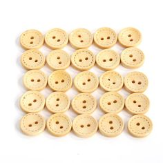 Cheap button bat, Buy Quality button yellow directly from China button wallet Suppliers:  Wholesale 100 PCS Wooden Buttons Dotted Round Sewing DIY Clothes Accessories 15mm Color: As the pic shows Material: Woo