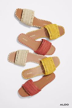 Cute Womens Shoes, Womens Summer Shoes, Womens Shoes Wedges, Womens High Heels, Cute Sandals, Slide Sandals, Shoes Sandals, Boys School Shoes, Girls Shoes