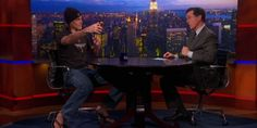 Anita Sarkeesian talks GamerGate on The Colbert Report -  Feminist gaming critic Anita Sarkeesian paid a visit to Stephen Colbert last night on his satirical show, The Colbert Report. Sarkeesian explained the origins of the GamerGate