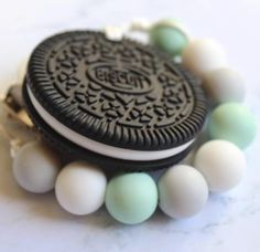 How fun is this Oreo cookie shaped Teether? And the clip is the perfect pop of colour, great for both boys and girls! Baby Shower Gifts, Baby Gifts, Oreo Cookies, Chipmunks, Baby Essentials, Teething, Baby Accessories, Baby Gear, Boy Or Girl