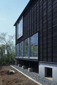 Cottage in Tsumari,© Koji Fujii