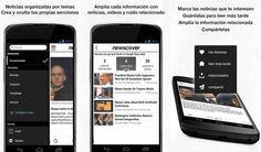 Novedades en newscover, la plataforma para leer noticias de tu interés