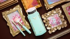 This beautiful mobile phone is designed exclusively for women by the British Museum : Luxurylaunches British Museum, Leather Case, Smartphone, Gadgets, Beautiful, Design, Women, Appliances, Design Comics