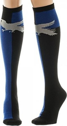Harry Potter Ravenclaw Knee High Womens Socks