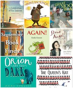 September 2015 Book Finds: London, WWII, afraid, history, the moon, soldier families, goodnight songs, and reading books - 3Dinosaurs.com