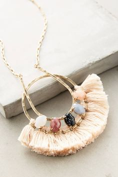 Gale Pendant Necklace - anthropologie.com