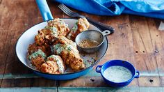 Perfect fried chicken x