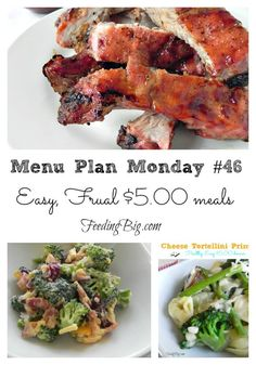 Menu Plan Monday #46. Where did the week go? Where did the school year go? I know many of you are already busy with your summer activities. Children are out of school and wanting to keep busy and eat! Boy, can young ones eat! One of my daughter's favorite treats during the summer was homemade …