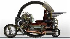 steampunk fahrzeuge - Bing images